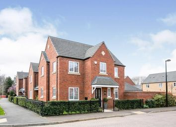 Thumbnail 4 bed detached house for sale in Juniper Drive, Houghton Conquest, Bedford, Bedfordshire