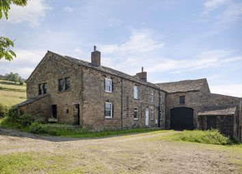 Thumbnail 2 bed farmhouse for sale in Ings Farm, Ings Lane, Thornhill, Dewsbury