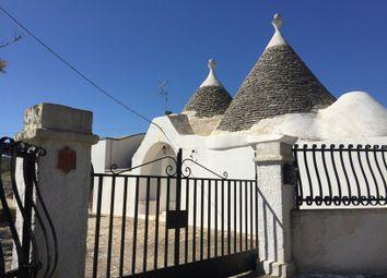 Thumbnail 1 bed cottage for sale in Via Locorotondo, Martina Franca, Taranto, Puglia, Italy