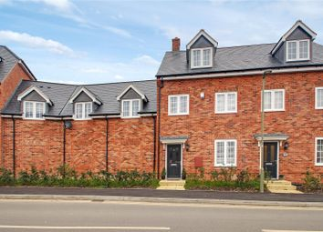 Thumbnail 3 bed town house for sale in Mill Lane, Chinnor, Oxfordshire