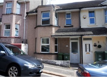 Thumbnail 3 bedroom terraced house for sale in Warleigh Avenue, Plymouth