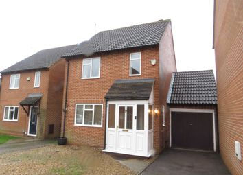 Thumbnail 3 bedroom link-detached house for sale in Bosham Close, Lower Earley, Reading