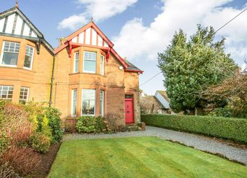 Thumbnail 4 bed semi-detached house for sale in St. Cuthberts Avenue, Dumfries