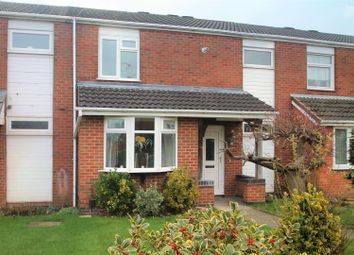 Thumbnail 3 bed terraced house for sale in Clanford Close, Stafford