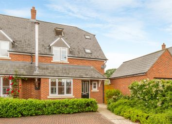 Thumbnail 3 bed semi-detached house for sale in 17 Fairways, Kennington, Oxford