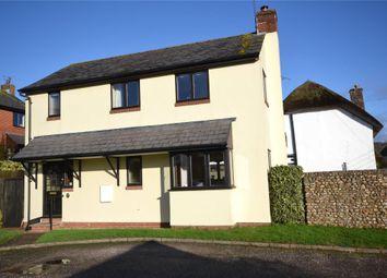 Thumbnail 3 bed detached house for sale in Dukes Close, Otterton, Devon