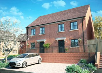 Thumbnail 3 bed semi-detached house for sale in Plot 4, The Jam Factory, Easterton, Devizes, Wiltshire