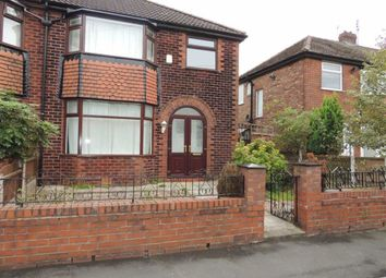 Thumbnail 3 bed semi-detached house to rent in Bakewell Road, Droylsden, Manchester