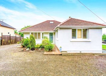 Thumbnail 4 bed detached bungalow for sale in Bishopston Road, Bishopston, Swansea