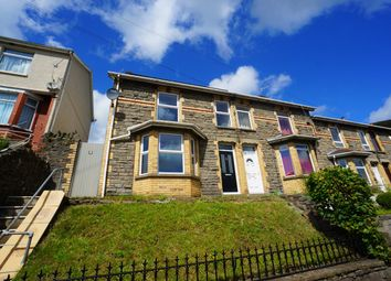 Thumbnail 3 bed end terrace house for sale in Nine Mile Point Road, Cross Keys, Newport