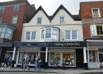 Thumbnail 3 bed flat to rent in High Street, Marlborough