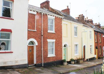 Thumbnail 2 bed terraced house to rent in Sandford Walk, Exeter