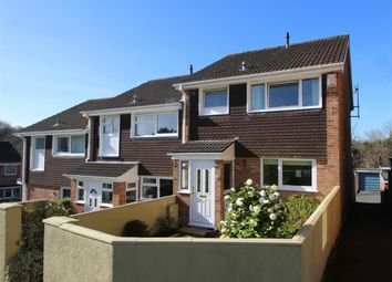 Thumbnail 3 bedroom end terrace house for sale in Mary Dean Avenue, Plymouth