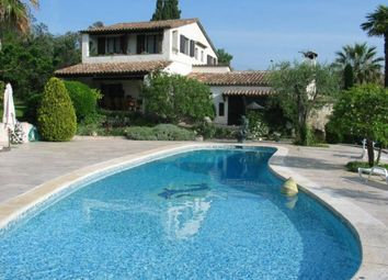 Thumbnail 5 bed property for sale in La Roquette Sur Siagne, Alpes-Maritimes, France