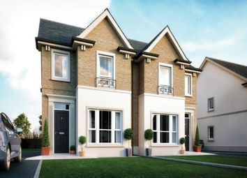 Thumbnail 3 bed semi-detached house for sale in Hadlow, High Bangor Road, Donaghadee