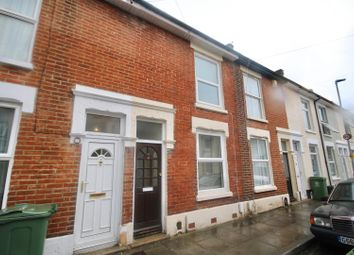 Thumbnail 3 bed terraced house to rent in Londesborough Road, Southsea