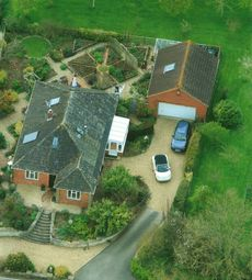 Thumbnail 4 bed detached bungalow for sale in Howell Hill, West Camel, Yeovil