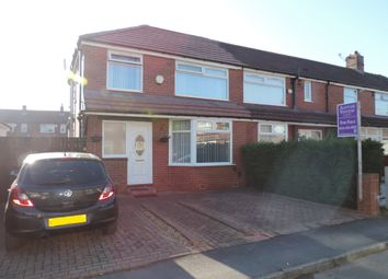 3 bed semi-detached house for sale in 16 Cromarty Avenue, Chadderton OL9