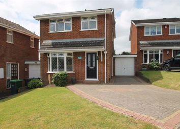 Thumbnail 3 bed detached house for sale in Roman Way, Rowley Regis, West Midlands