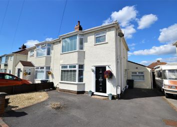 Thumbnail 4 bed semi-detached house for sale in Greylands Road, Uplands, Bristol