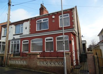 Thumbnail 4 bed semi-detached house for sale in Athold Street, Ossett, West Yorkshire