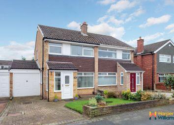 3 bed semi-detached house for sale in Kirkcaldy Avenue, Great Sankey, Warrington WA5