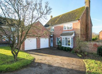 4 bed detached house for sale in Tithe Close, Gazeley, Newmarket CB8