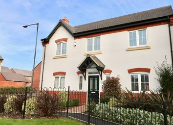 Thumbnail 4 bed detached house for sale in Wheatsheaf Way, Stratford Upon Avon