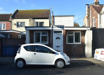 Thumbnail 1 bed semi-detached bungalow for sale in Nelson Road, Portsmouth