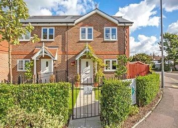 Thumbnail 3 bedroom end terrace house to rent in Meadow Gate, Station Road, Dunton Green, Sevenoaks
