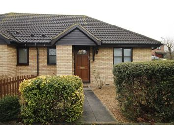 Thumbnail 1 bed bungalow to rent in Camberley Close, Cheam, Sutton