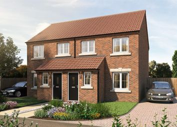 Thumbnail 3 bed semi-detached house for sale in St. Georges Walk, Harrogate