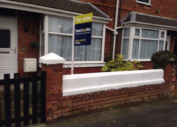 Thumbnail 3 bedroom terraced house for sale in Wolfreton Road, Anlaby, Hull
