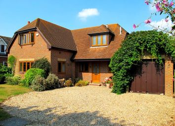 Thumbnail 4 bed detached house for sale in Berry Lane, Hill Head, Fareham