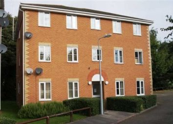 Thumbnail 1 bed flat to rent in Finbars Walk, Ipswich, Suffolk