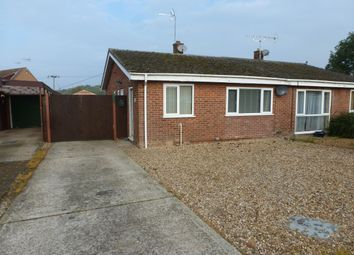 Thumbnail 2 bed semi-detached bungalow to rent in Curtis Drive, Feltwell, Thetford