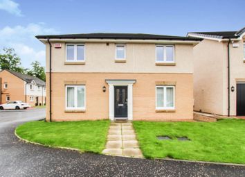 Thumbnail 4 bed detached house for sale in Milnwood Crescent, Uddingston
