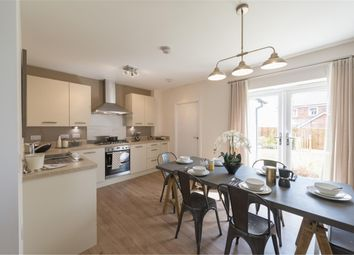 Thumbnail 4 bed semi-detached house for sale in The Becket, Littlecombe, Dursley