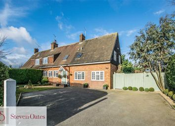 Thumbnail 4 bed semi-detached house for sale in Birchall Lane, Hertford, Herts