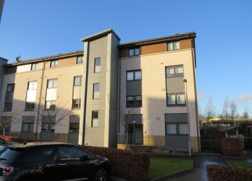 Thumbnail 2 bed flat for sale in Millview Crescent, Johnstone