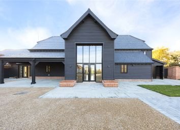 Thumbnail 4 bedroom detached house for sale in Old Lodge Court, White Hart Lane, Chelmsford, Essex