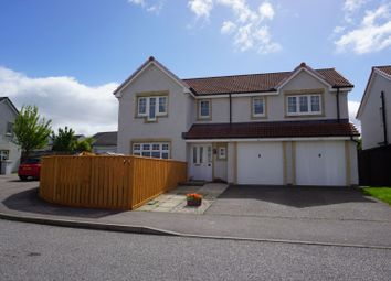 Thumbnail 5 bed detached house to rent in Westfield Way, Inverness