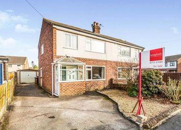 Thumbnail 3 bed semi-detached house for sale in Pear Tree Close, Walton-Le-Dale, Preston