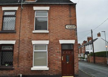 Thumbnail 3 bed end terrace house to rent in Victoria Street, Stone