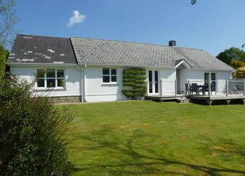 3 bed detached bungalow for sale in Pontsian, Llandysul SA44