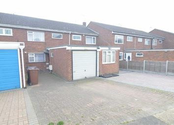 Thumbnail 3 bedroom terraced house for sale in Galsworthy Road, Tilbury, Essex