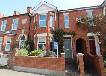 Thumbnail 4 bed terraced house for sale in Lovat Street, Newport Pagnell, Buckinghamshire