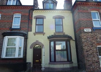 Thumbnail 4 bedroom terraced house for sale in Russell Road, Garston, Liverpool