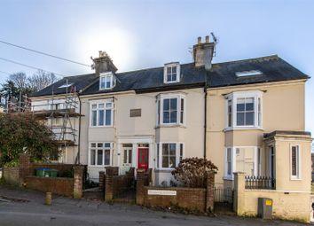 Paddock Terrace, Lewes BN7. 3 bed maisonette for sale