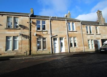 Thumbnail 1 bed flat to rent in North Bute Street, Coatbridge